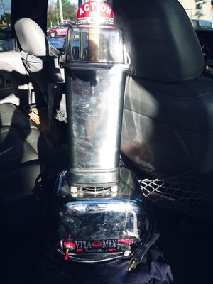 Vitamix 3600 Plus Blender Stainless Steel for Sale in Concord, CA