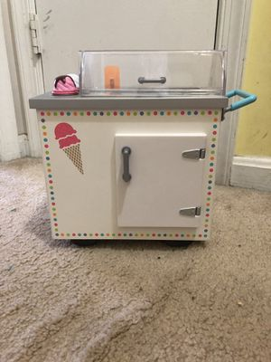 American Girl Doll Ice Cream Cart for Sale in Centreville, VA