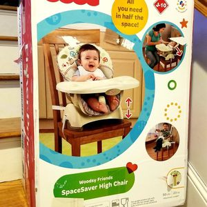 Fisher Price space saving High Chair for Sale in Winchester, MA