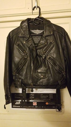 Diesel Motorcycle Leather Jacket for Sale in South Gate, CA