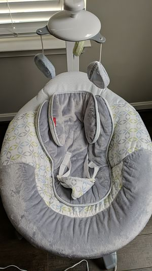 Fisher Price Soothing Motions Sleep - Baby Swing for Sale in Bristow, VA