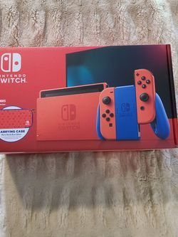 Nintendo Switch Mario Edition Console for Sale in Tigard,  OR
