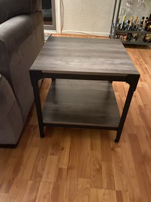 Cainsville end table for Sale in Philadelphia, PA