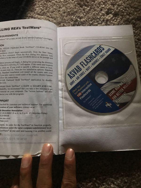 ASVAB practice book