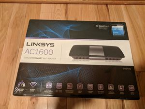 New Linksys AC1600 wi-fi router comes with receipt for Sale in Chicago, IL