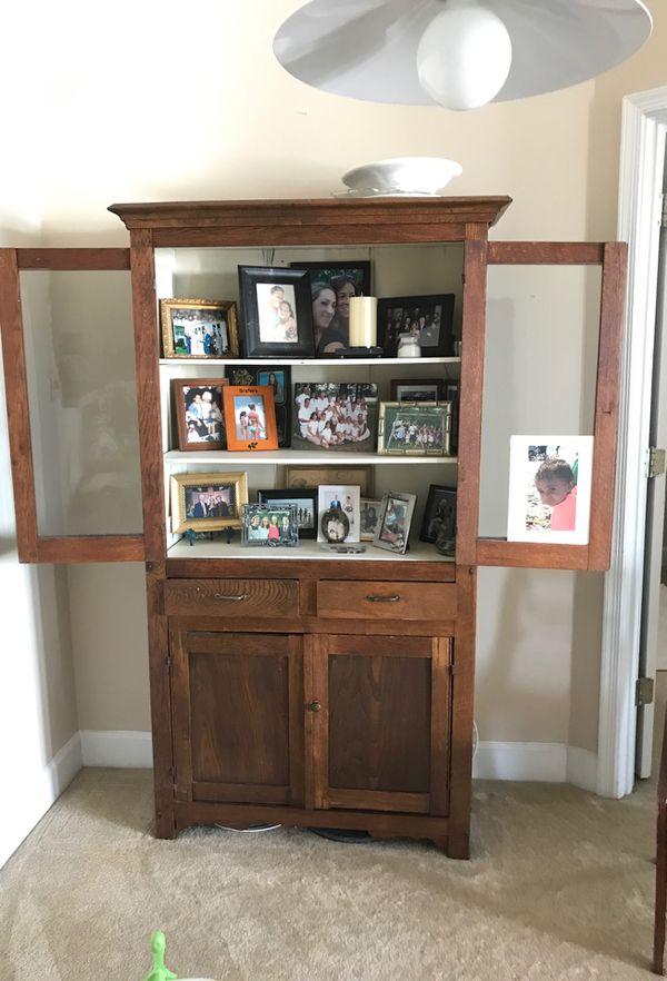 Antique Dining Room Cabinet