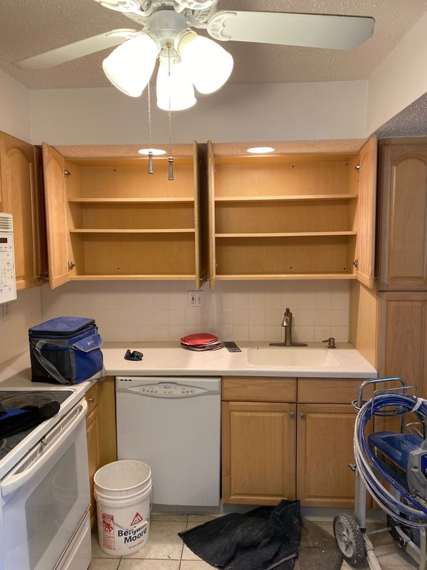 Kitchen cabinets for sale for Sale in West Palm Beach, FL ...