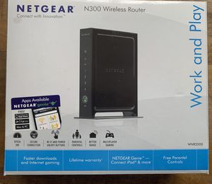 Netgear n300 wireless router for Sale in Mt. Juliet, TN
