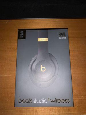 Headphones Beats Studio 3 wireless for Sale in Goodyear, AZ