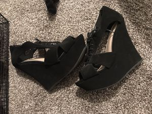 Wedges size 7.5 for Sale in Lodi, CA
