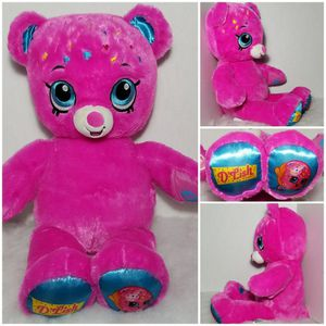 "18"" Build-A-Bear Shopkins D'Lish Donut 💖Pink Plush BABW Stuffed Soft Toy EUC for Sale in Dale, TX"