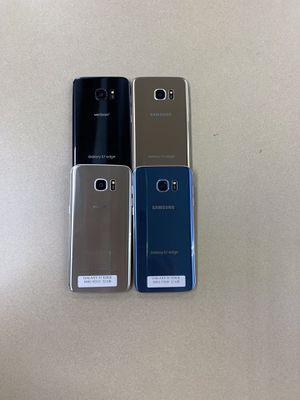 ⌚️📱📲Samsung galaxy S7 edge 32 GB factory unlock for Sale in Tampa, FL
