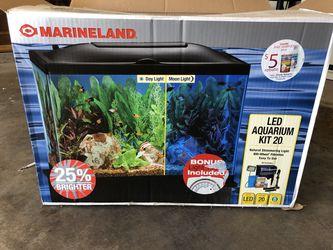 Brand new aquarium 20 gallon led lights for Sale in San Angelo,  TX