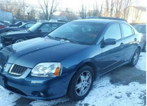 2004 Mitsubishi Galant GTS Automatic 4 doors loaded leather for Sale in Manassas, VA