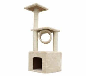 36″ Cat Tree Tower Condo House Scratching Post for Sale in Los Angeles, CA