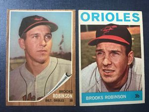 Brooks Robinson vintage baseball card lot for Sale in Tampa, FL