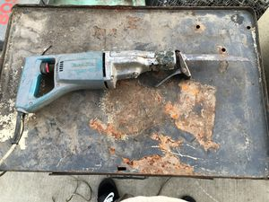 Makita Sawzall for Sale in Tracy, CA