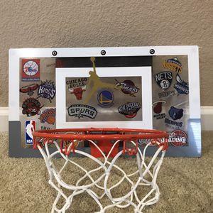 Over The Door Basketball Hoop for Sale in West Sacramento, CA