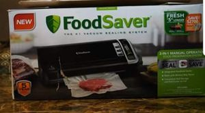 Food saver for Sale in St. Louis, MO