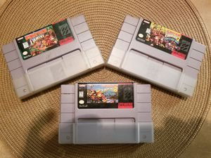 Donkey Kong Country 1,2,3 (Trade) for Sale in Orlando, FL