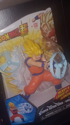 Dbz toys for Sale in Las Vegas, NV