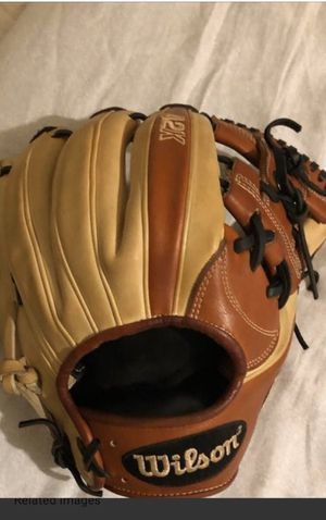 A2k baseball glove for Sale in Azusa, CA