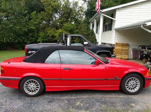 1996 318i BMW convertible for Sale in High Ridge, MO