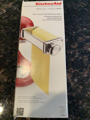 Kitchen Aid Pasta Roller for Sale in Toms River, NJ