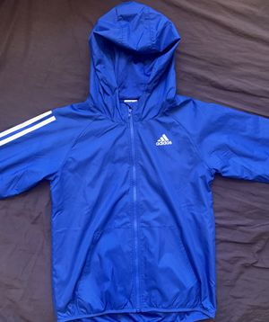 Adidas Windbreaker Blue Women's M for Sale in Antioch, CA