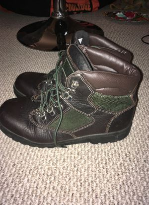 Timberland boots size 7 for Sale in Fort Washington, MD
