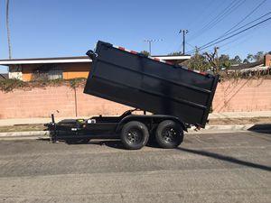 Dump trailer for Sale in Huntington Beach, CA