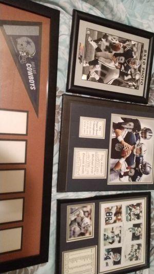 Dallas cowboys memorabilia for Sale in Saint Joseph, MO