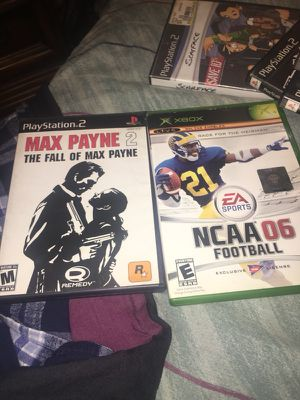 PS2 & Xbox 360 games for Sale in Boston, MA