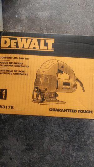DeWalt jig saw kit for Sale in Azusa, CA