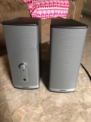 Bose Companion 2 Series II Multimedia Speaker System for Sale in Downey, CA