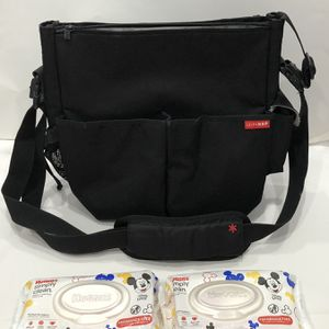 Black Skip *Hop Diaper Bag for Sale in Jacksonville, FL