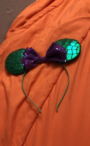 Mickey ears ariel Disney theme for Sale in Tracy, CA