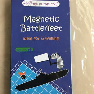 Magnetic Battleship Game for Sale in Sammamish, WA
