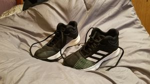 Adidas boys basketball shoes for Sale in Traer, IA