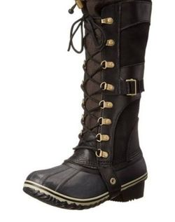 Sorel Women's Conquest™ Carly Boot NL2033 Black for Sale in Fort Meade,  MD