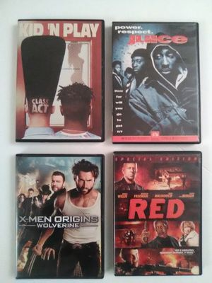 4 Good Movies for $10 for Sale in El Cajon, CA