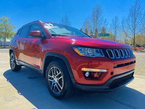 2019 Jeep Compass for Sale in Sacramento, CA