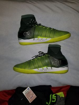 Nike Ronaldo CR7 Fast Street Indoor Shoes for Sale, used for sale  West Covina, CA