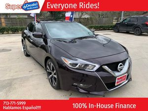 2016 Nissan Maxima for Sale in Houston, TX
