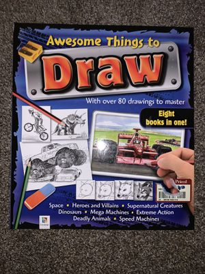 Learn to draw book for Sale in Cromwell, CT