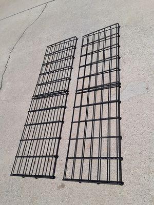 2 metal shelves for Sale in Covina, CA