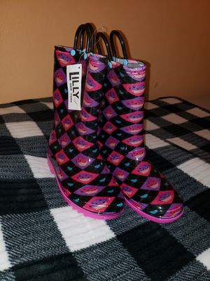 Girls size 3 boots NWT for Sale in Zephyrhills, FL