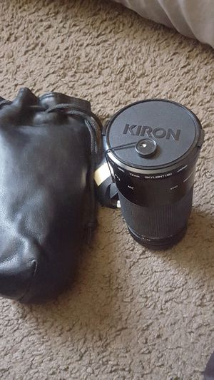 "kiron 28-210mm f/4-5.6 Macro Focusing Zoom with Konica AR Mount ""Cult for Sale in Las Vegas, NV"