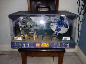 Starwars lego display for Sale in Fresno, CA