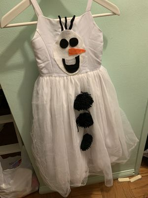 Costume- Olaf from FROZEN for Sale in New York, NY
